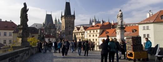 Prague; programme de randonnée à bicyclette dans les paysages du Piémont des Sudètes Polonaises