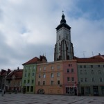 velo en Pologne